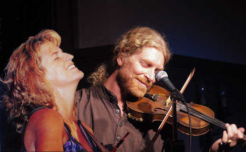 Kate Wallace and Doug Clegg
